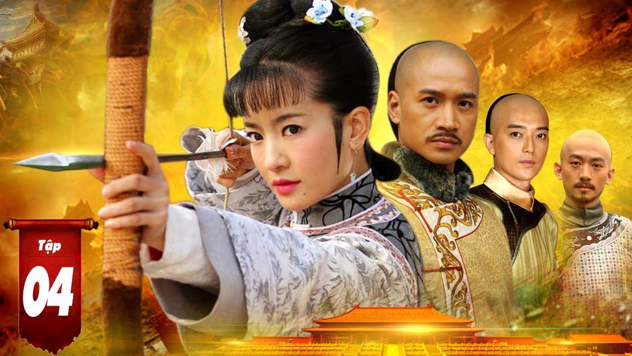 PHIM HAY 2021 | TÂN KHUYNH THÀNH TUYỆT LUYẾN - Tập 4 | Phim Bộ Trung Quốc Hay 2021