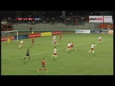 """Albania vs Malta / 05.03.2014 Full """"Highlights"""" Full HD"""