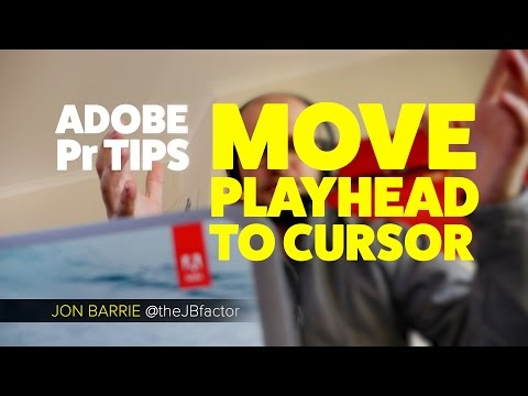 Move Playhead to Cursor