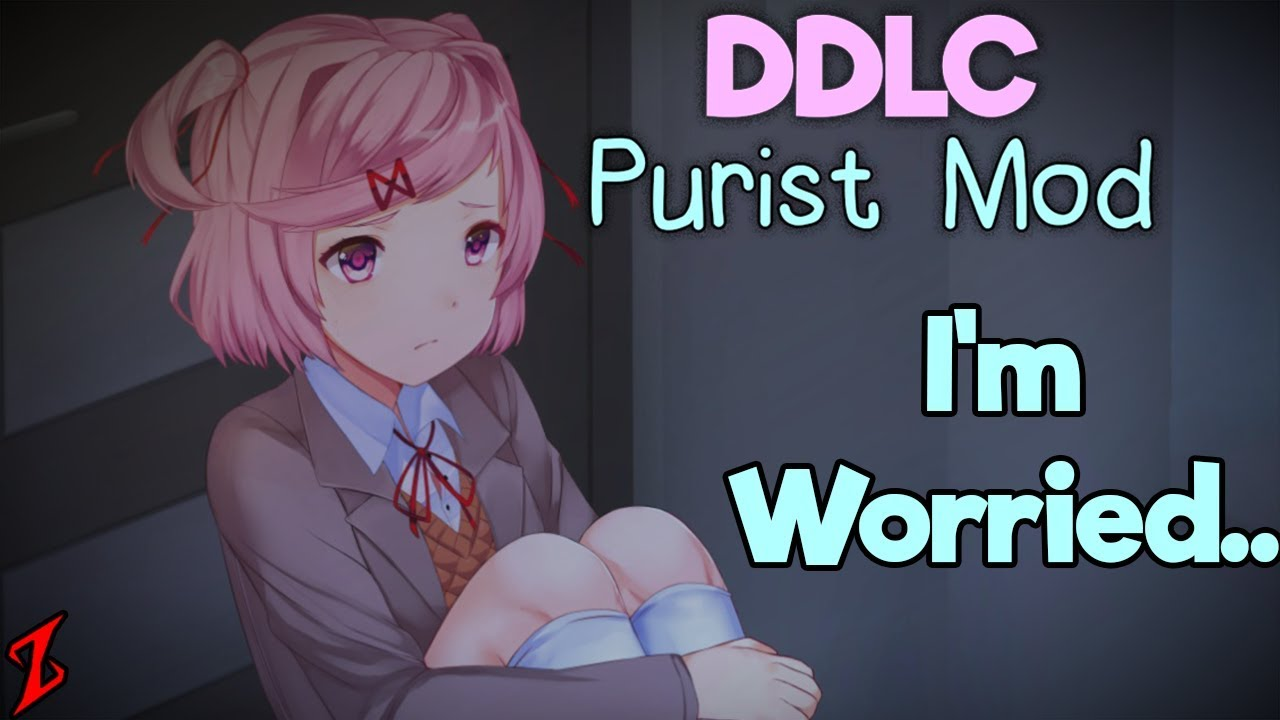 What's up with Natsuki? | DDLC Purist Mod - Part 3 Free Download