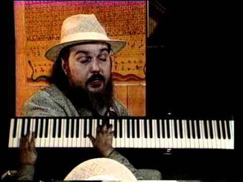 Dr. John Teaches New Orleans Piano - DVD One