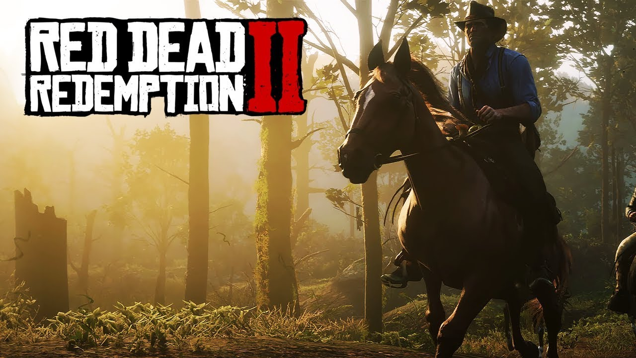 ea967bef9f9 Red Dead Redemption 2 - Top Selling Game