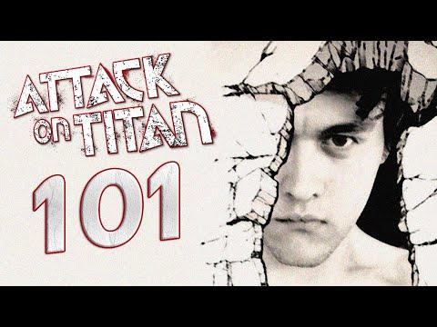 Attack on Titan 101 LIVE REACTION & REVIEW | 進撃の巨人 101 (Shingeki no Kyojin Manga Chapter 101)