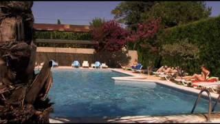 Camping Pegomas : la piscine