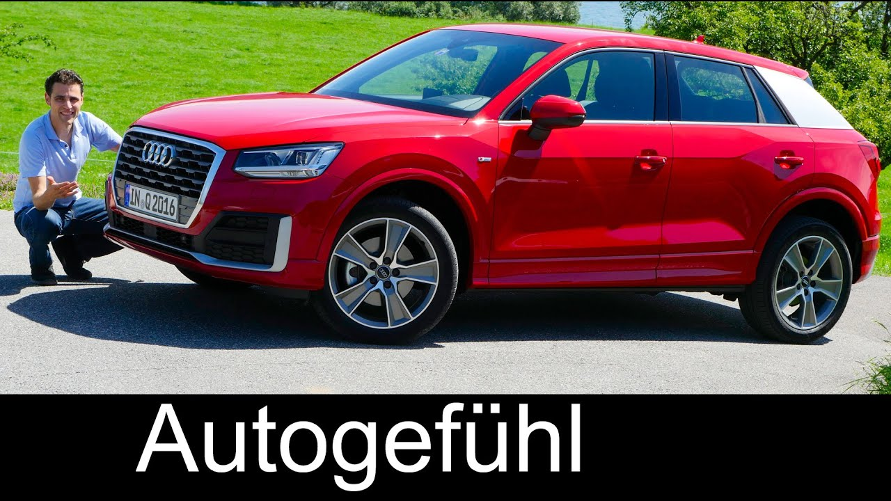 audi q2 s line full review test driven all new neu suv tfsi youtube. Black Bedroom Furniture Sets. Home Design Ideas