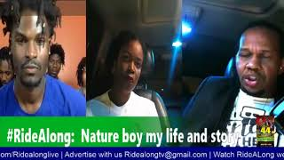 Master Teacher Natureboy Live Interview with, Ridalong