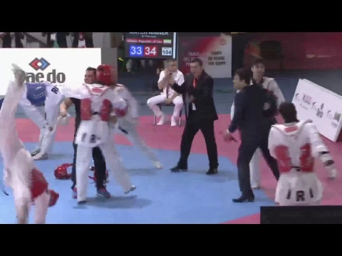 ABIDJAN 2017 WORLD TAEKWONDO TEAM CHAMPIONSHIPS