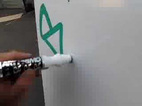Smash Ink graffiti product demo