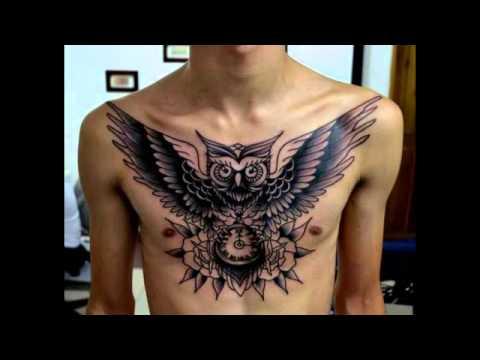 e78912505 Owl Tattoos for Men - YouTube