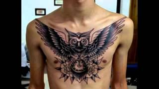 Owl Tattoos Men Yt