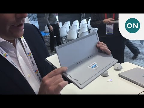 A quick look at the Surface Pro LTE Advanced from Future Decoded