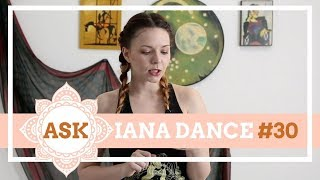 How to Find Belly Dance Jobs in a New City? - ASKianaDANCE #30