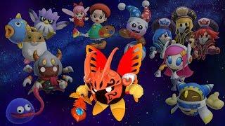 Every Morpho Knight Theme - Kirby Star Allies