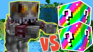 KING BOWSER VS. EXTREME LUCKY BLOCK (MINECRAFT LUCKY BLOCK CHALLENGE)