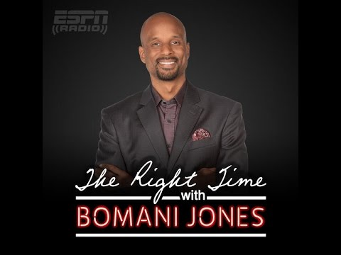 Bomani is floored at the level of denial when it comes to race June 22 2015 Full Podcast