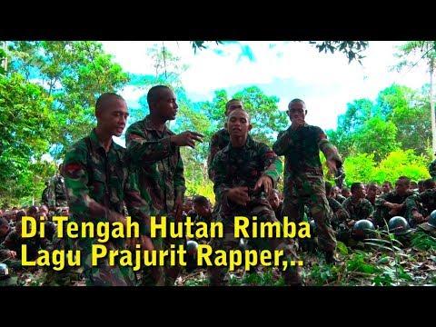 Wow Keren,. Raper Prajurit TNI Ditengah Hutan Rimba