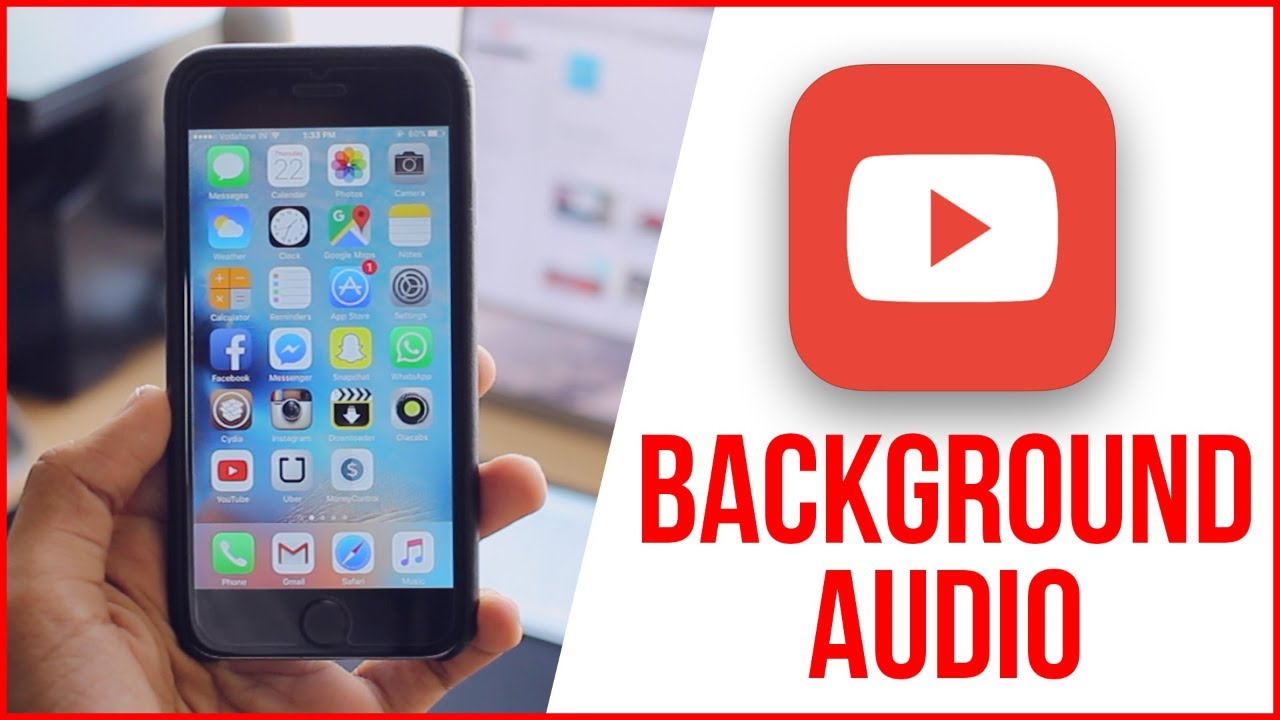 How to Play YouTube Videos in Background on iPhone and iPad