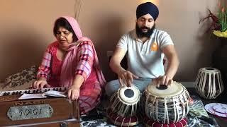 Singer Surinder K Devgan Music:Satnam S Devgan ,Shabad:Apni Mehar kar
