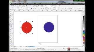 Как изменить размер страницы в Corel Draw