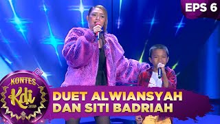 Download lagu Duet Memukau Alwiansyah dan Siti Badriah [CUMA KAMU] - Kontes KDI 2020 (7/9)
