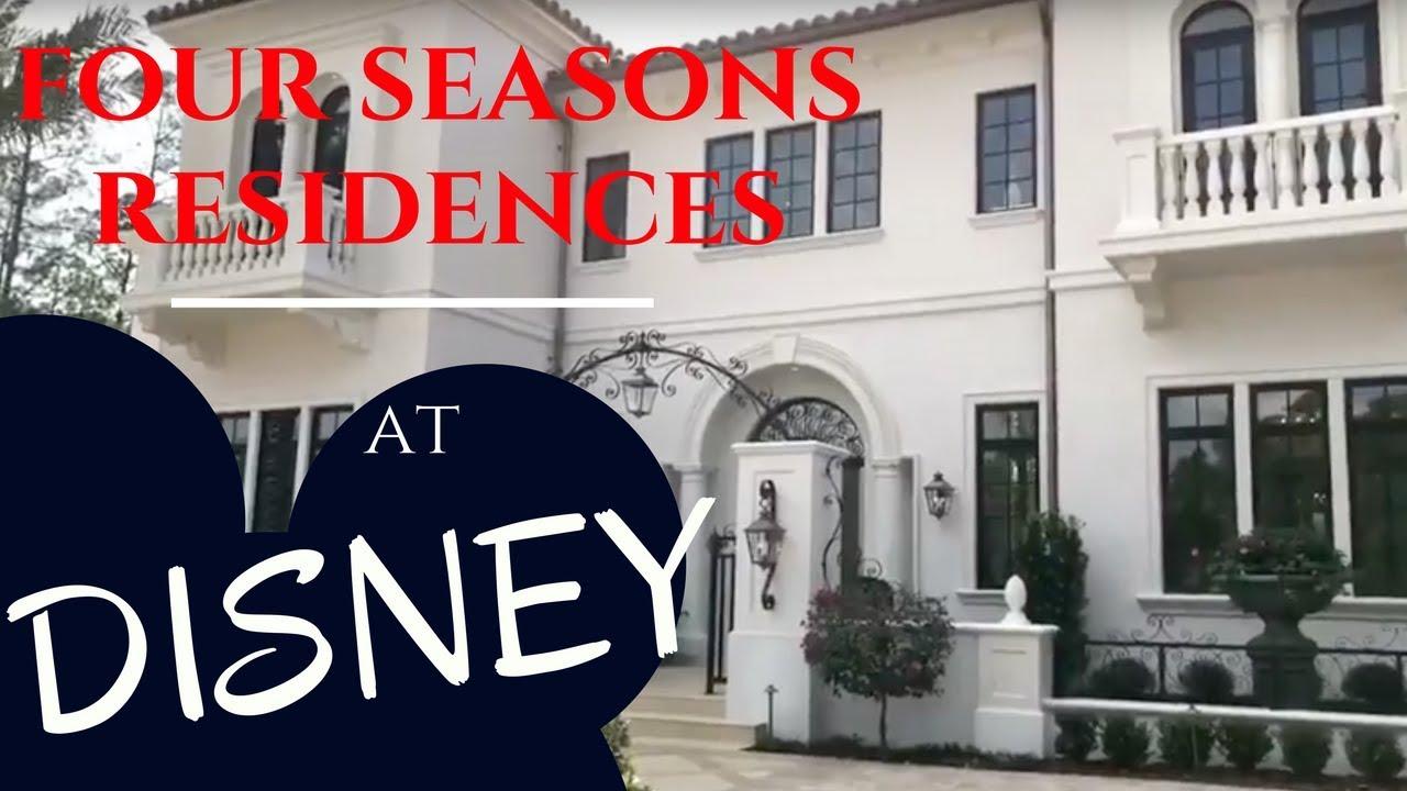 Four Seasons Private Residences Orlando Florida