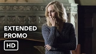"The Vampire Diaries 6x15 Extended Promo ""Let Her Go"" (HD)"