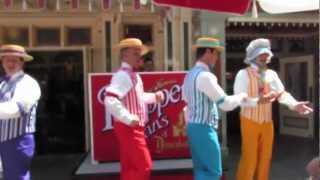 Dapper Dans and Alan Thompson Jr.