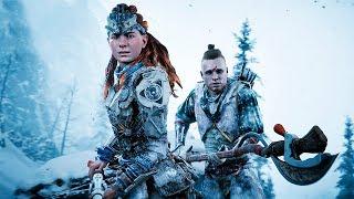 Horizon Zero Dawn: The Frozen Wilds — Русский трейлер игры (Дубляж, 2017)