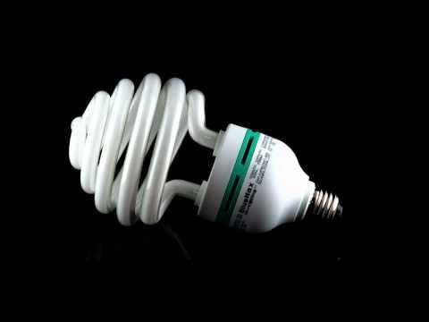 BlueMax™ HD CFL Bulbs and Video Lighting