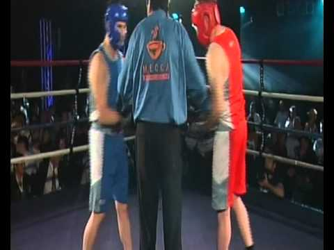 FIGHTNIGHT 4 Leon Rose vs Peter Huljich