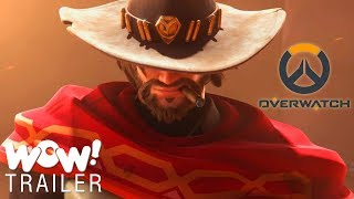 """Overwatch - McCree Animated Cinematic """"Reunion"""" - Blizzcon 2018"""