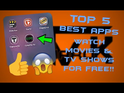 5 Best Apps To Watch Movies Tv Shows For Free 2019 Review Youtube
