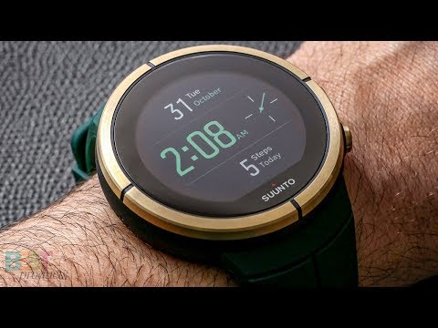 5 Best Suunto Watches You Can Buy In 2020