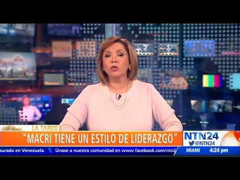 """""""Indicadores de la economía argentina empezarían a marcar que lo peor ha pasado"""": D'adamo"""