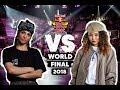San Andrea (FR) vs. Ami (JP) | Final | Red Bull BC One B-Girl World Final 2018