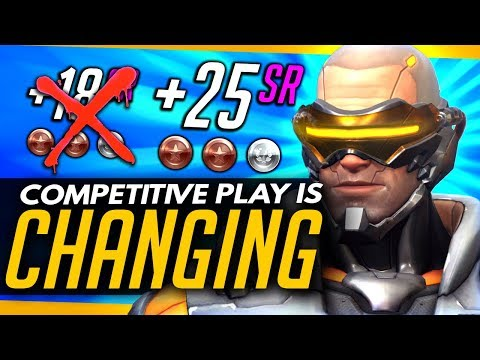 Overwatch | RANKED IS CHANGING - What Removing Performance Based SR Does