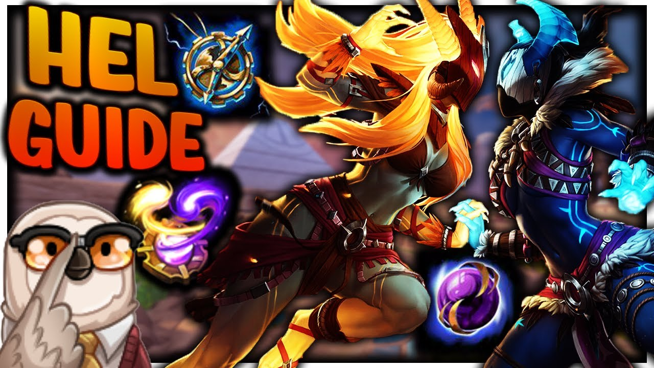 Download HEL GUIDE: ROD OF TAHUTI IS AN ABSOLUTE MUST! | Incon | Smite