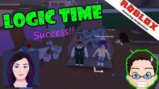 Roblox - Lumber Tycoon 2 - Logic Run Success! w/ MamáMcSpringy