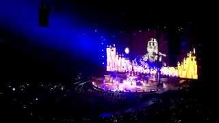 Robbie Williams Live in Moscow - final of concert 12 april 2015 Russia