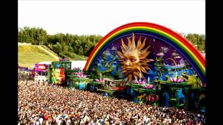 TomorrowLand 2012- New Club Dance House Electro Mix By DJ Fr@nck.