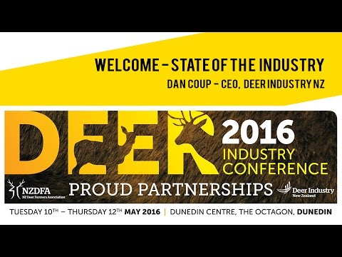 State of the Deer Industry 2016 - Dan Coup