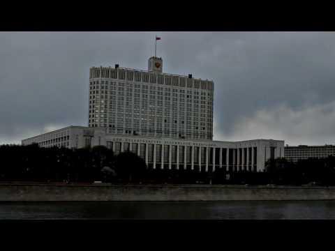 Hello Moscow! Timelapse   Hyperlapse 4K