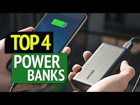 TOP 4: Best Power Banks 2019