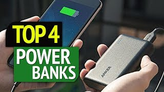 TOP 4: Best Power Banks 2019