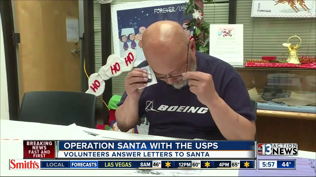 Operation santa with usps youtube operation santa with usps spiritdancerdesigns Images