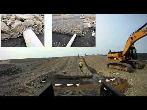 Lynn Lake Gabion Job video Compilation
