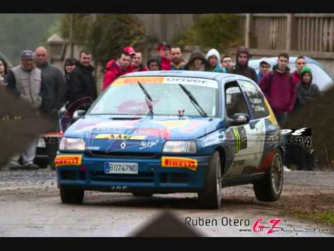 J. L. García | J. A. Teira | Renault Clio Williams Temp. 2014