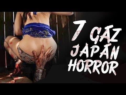7 NAGYON Gáz Japán Horror Film