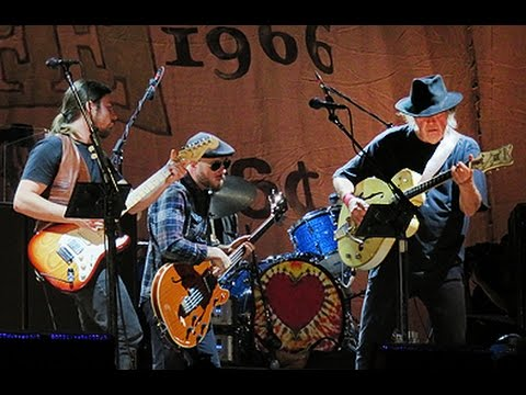 Neil Young and The Promise Of The Real - Down By The River - Desert Trip - Part I