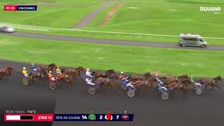 Vidéo de la course PMU PRIX DE CHATEAU-GAILLARD